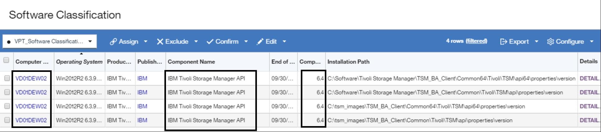 Software Report