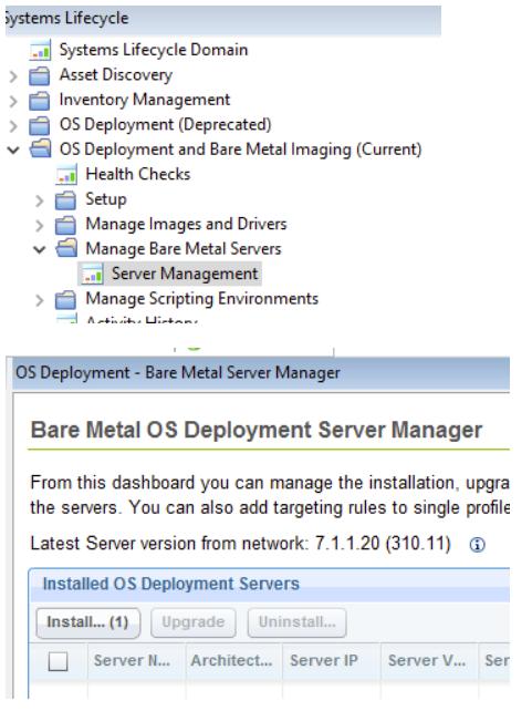 Retrieve OSD Server config - TFTP Blocksize? - OSD - BigFix