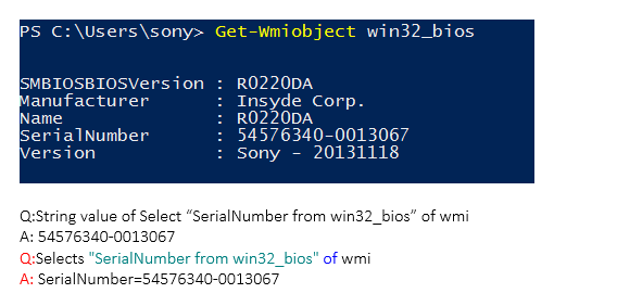 Analysis create by powershell in bigfix - Content Authoring