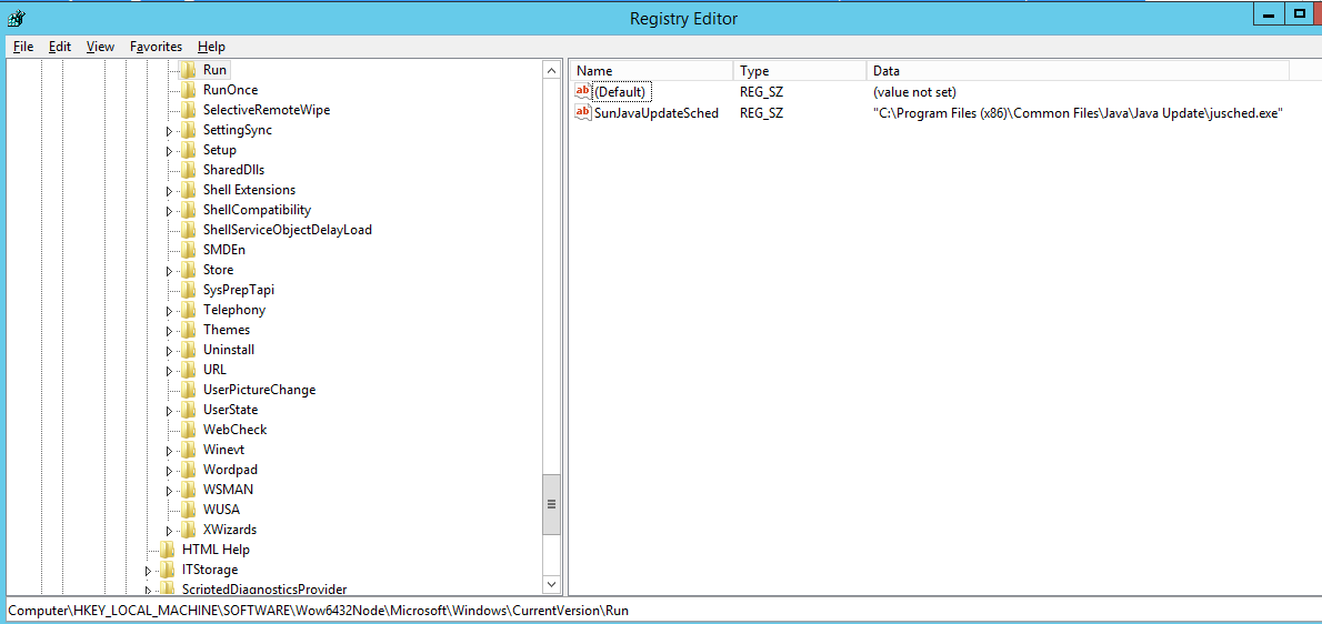 Check to see if registry key exist and if so delete the key