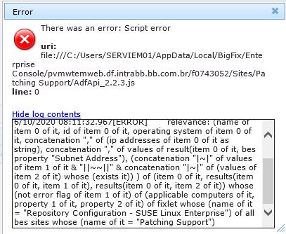 error_bigfix_suse_patch2