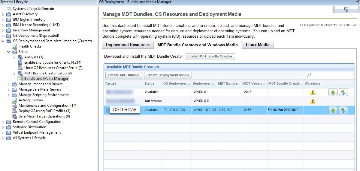 OSD Baremetal Set-up not getting the boot menu - OSD - BigFix Forum